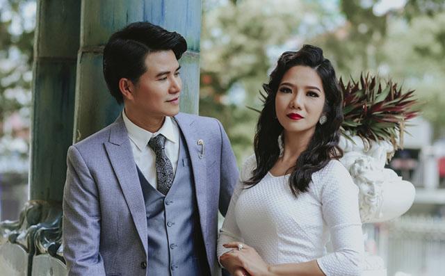 Vắng Vũ Mạnh Cường, Ngọc Duyên cô đơn trong chung kết Tình Bolero 2019