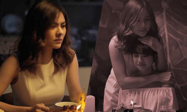 """Vân Trang đong đầy cảm xúc trong MV """"Nhớ cha, con đợi trong mơ"""""""