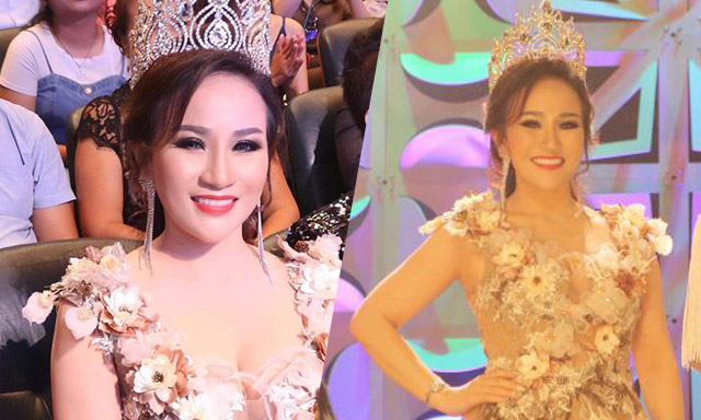 Hoa hậu Nguyễn Lan Vy sang Thái Lan ngồi ghế nóng sân chơi nhan sắc