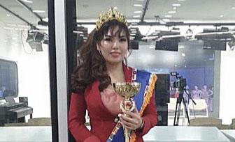 Lệ Quyên – Nữ hoàng Asian ngồi ghế nóng làm giám khảo cuộc thi sắc đẹp tại Hàn Quốc