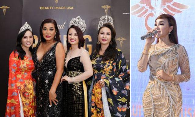Cát Tuyền chính thức khai trương cơ sở thẩm mỹ làm đẹp Beauty Image USA