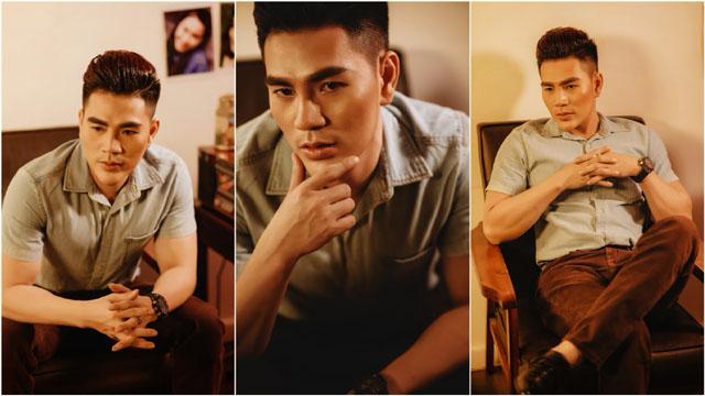 Vẻ nam tính, trưởng thành của nam vương Hoàng Gia Lâm trong bộ ảnh mới