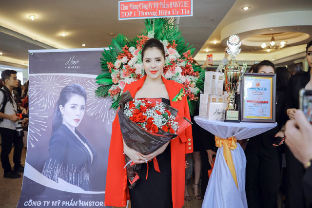 HM Store - Mỹ phẩm Việt mang sứ mệnh làm đẹp cho phụ nữ Việt