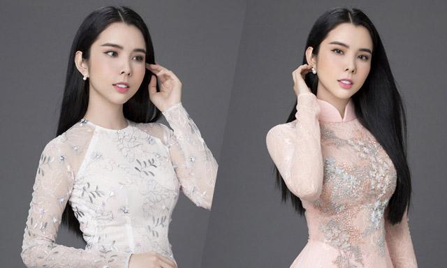 """Hoa hậu Huỳnh Vy: """"Đừng nghĩ chỉ cần đẹp là có thể đi thi nhan sắc"""""""