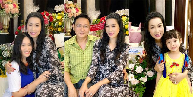 NSƯT Trịnh Kim Chi muốn mừng tuổi mới bằng những chuyến thiện nguyện