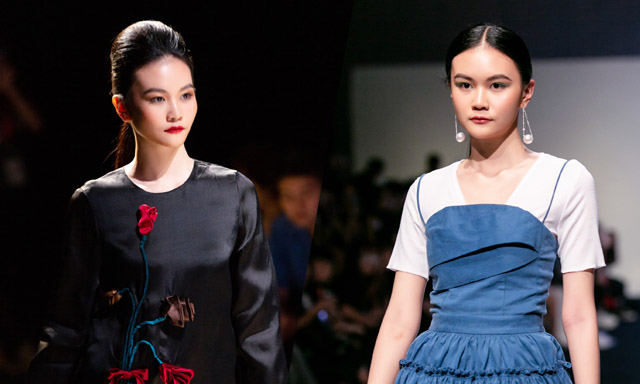 """Mẫn Nhi - """"Thiên tài catwalk 13 tuổi"""" của làng thời trang Việt tái xuất catwalk đầy thần thái"""