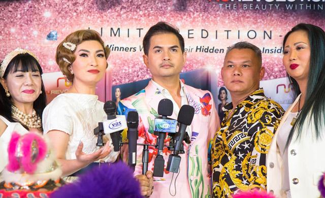 CEO Đô Nguyễn tiếp tục chọn Nguyễn Hồng Nhung cho sản phẩm mới Rose Gold
