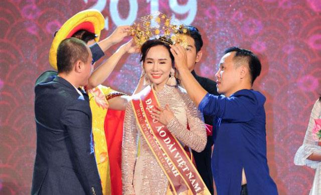 Doanh nhân Trương An Xinh đảm nhiệm trọng trách Đại sứ áo dài Việt Nam mùa đầu tiên