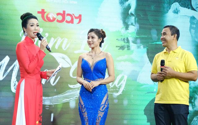 """NSƯT Trịnh Kim Chi và Quyền Linh đảm nhận vai trò MC đêm Gala """"Tiếp sức hồi sinh"""""""