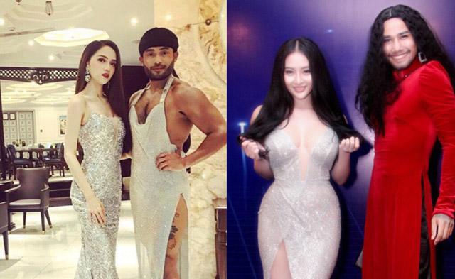 Pong Kyubi khoe đường cong sexy trên thảm đỏ Star Ms Và Mr Talent Ngôi Sao