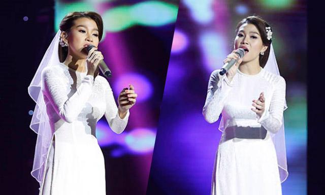 """Trương Bảo Như hoá cô dâu trên sân khấu """"Duyên dáng Bolero"""""""