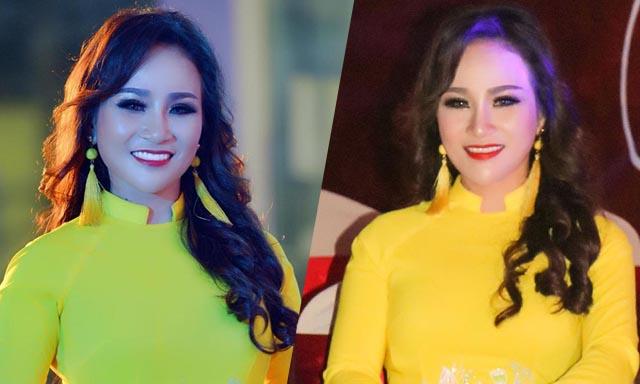 Hoa hậu Nguyễn Lan Vy đảm nhận vị trí cầm cân nảy mực tại Bán kết Người đẹp các vùng kinh đô 2019