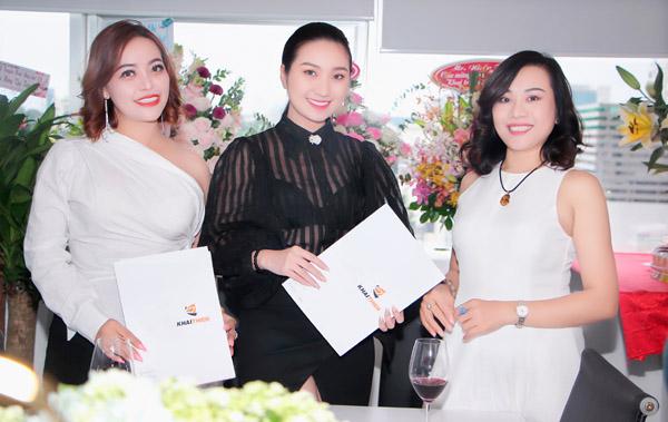 Cao Mỹ Kim ký kết hợp tác cùng Lê Phạm Media và Á khôi Lưu Bích Nga ra mắt phim ngắn