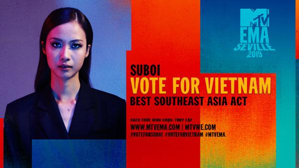 """""""Nữ hoàng nhạc hip-hop"""" đại diện Việt Nam tranh tài tại MTV EMA 2019"""