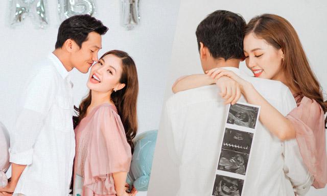 """""""Thất sơn tâm linh công chiếu"""", Quang Tuấn nhận tin vui vợ mang thai"""