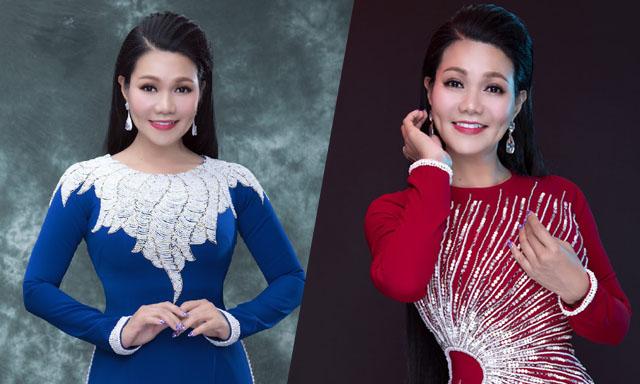 Nghệ sĩ Ngọc Huyền trẻ trung chưa từng thấy khi thay đổi phong cách