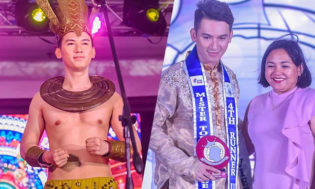 Bác sĩ Võ Huỳnh Tiến đăng quang ngôi vị Á Vương cuộc thi Mister Tourism Globe 2019