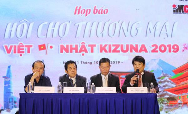 Hội chợ thương mại Việt Nhật Kizuna 2019: Cơ hội nâng tầm thương hiệu cho doanh nghiệp Việt Nam – Nhật Bản