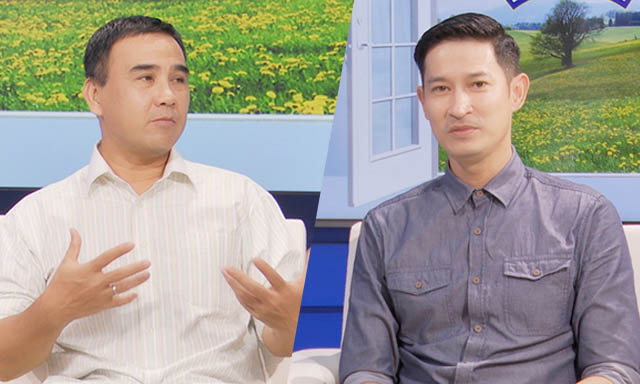 """Diễn viên Huy Khánh xót thương anh nông dân """"gà trống nuôi con"""" mang trong mình nhiều chứng bệnh"""