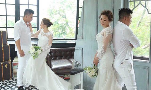 Miss Beauty Hồng Vân kỷ niệm 6 năm kết hôn lãng mạn bên chồng và những người bạn