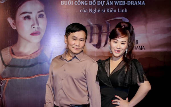 "Web-drama ""Ma"" của Kiều Linh hứa hẹn nhiều thú vị"