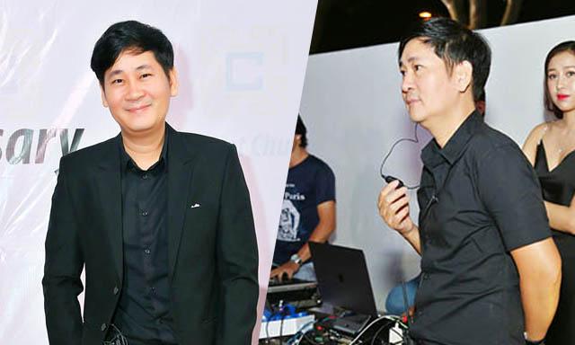 Đạo diễn Lê Minh vừa tất bật chỉ đạo show diễn vừa mong ngóng tin vợ sinh