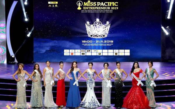 Hé lộ dàn sao đình đám góp mặt tại cuộc thi Hoa hậu Doanh nhân Thái Bình Dương 2019