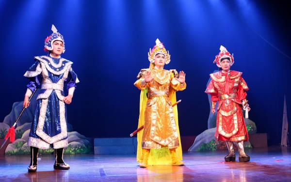Đạo diễn Hoàng Ngọc Sự: Với giấc mơ được đứng trên sân khấu cải lương