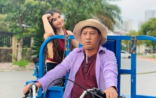 """Kha Ly được chồng gật đầu đồng ý cho đóng vai """"gái làng chơi"""""""