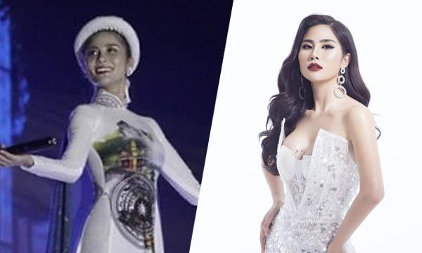 """Hoàng Hạnh giành huy chương đồng """"Người đẹp thân thiện"""" tại Miss Earth 2019"""