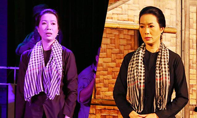 """Vở diễn """"Rặng Trâm Bầu"""" của sân khấu Trinh Kim Chi tiếp tục công diễn"""