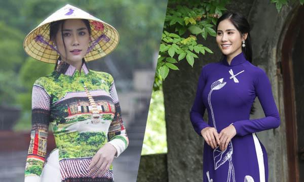Hình ảnh cả ekip dầm mưa quay video sinh thái tại Miss Earth cho Hoàng Hạnh
