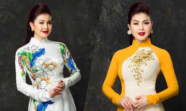Minh Châu vui mừng vì Yến Vy xinh đẹp, rạng rỡ như ngày trước