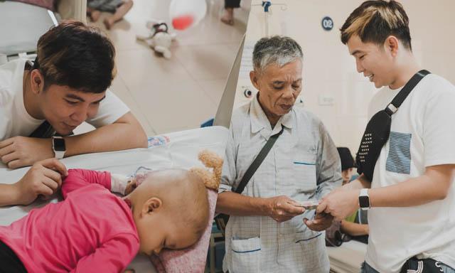 """NTK Ivan Trần cùng dự án """"I don't care"""" chung tay vì trẻ em ung thư"""