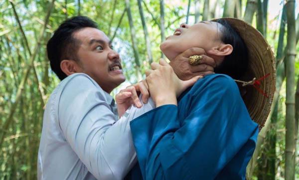"""Em kết nghĩa của danh hài Hoài Linh bị vợ """"cắm sừng"""" trong """"Nhà ông Hoàng có vàng"""""""
