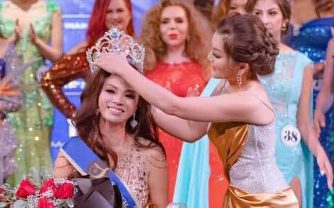 Ngôi vị Hoa hậu Doanh nhân Golden World 2019 gọi tên doanh nhân Ninh Nguyễn