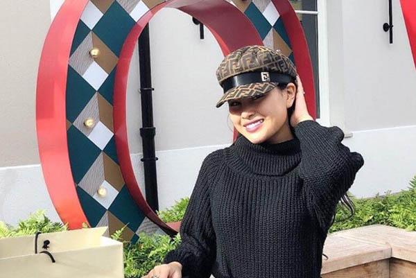 Hoa hậu Rita Đặng một lần nữa quyết theo đuổi con đường âm nhạc