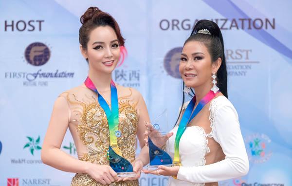 """Tincom Media và Thea Clinic nhận giải thưởng """"Asia First Brand Awards 2019"""""""