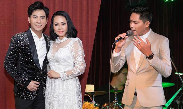 Minh Luân, Đông Đào hát say sưa trong liveshow Ngọc Châu