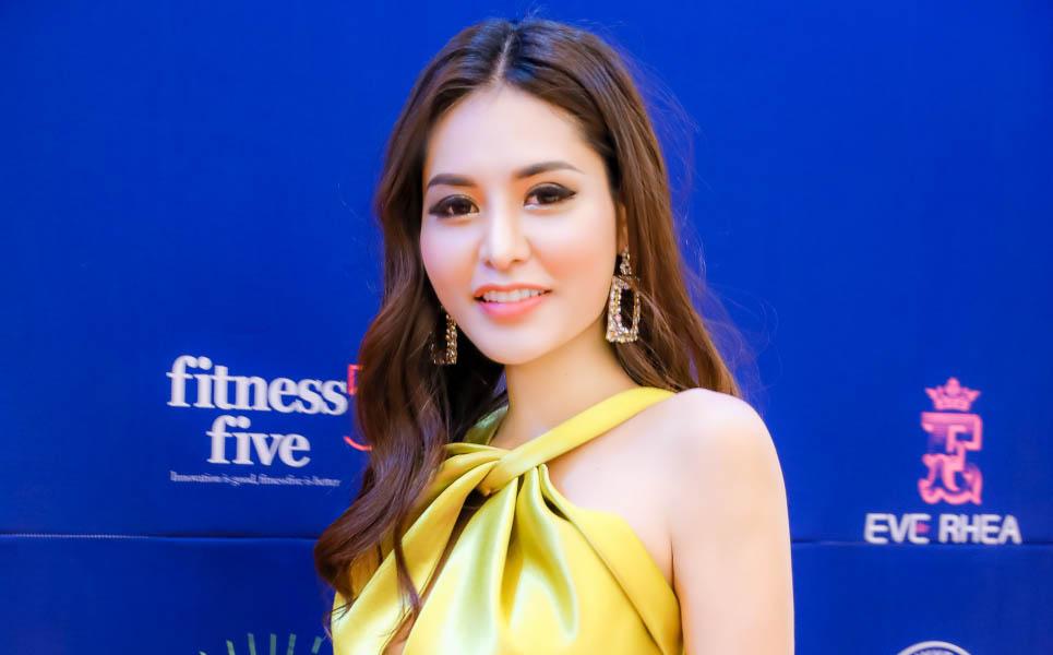 Hoa hậu Di Khả Hân toả sáng tại Hàn Quốc