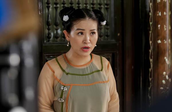 """Kiều Linh tung teaser """"Ma"""", gây bất ngờ với tạo hình cổ trang"""