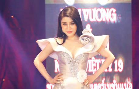 Hoa hậu Duyên dáng Nguyễn Thùy Linh – Phụ nữ bản lĩnh là do sự cố gắng của chính mình