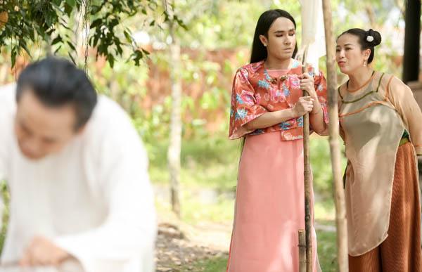 """Diễn viên Kiều Linh hé lộ nhiều tình tiết thú vị trong web-drama """"Ma"""""""