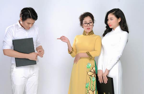 Vũ Mạnh Cường công bố học trò xinh đẹp, nổi tiếng trong bộ ảnh mới