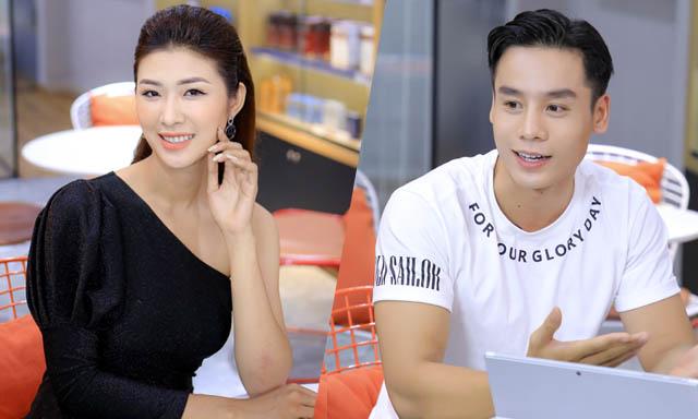 Nam vương Cao Xuân Tài, Hoa hậu Tường Vy đi chăm sóc da trước thềm Gala All Star Vietnam Fitness Model