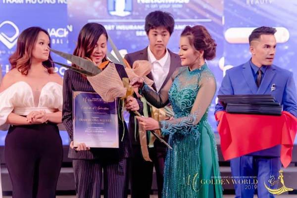 Đằng sau sự thành công của cuộc thi Miss/Mrs Golden World Beauty Pageant