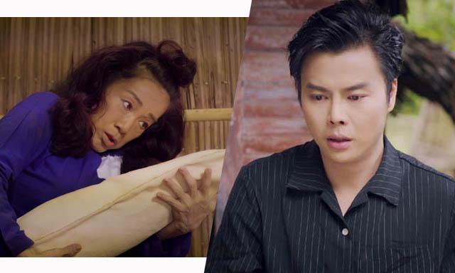 Võ Minh Lâm khiến NSƯT Phương Hồng Thủy hóa bà khùng