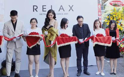 Nhãn hàng RELAX khai trương chuỗi cửa hàng nhượng quyền trên phạm vi toàn quốc
