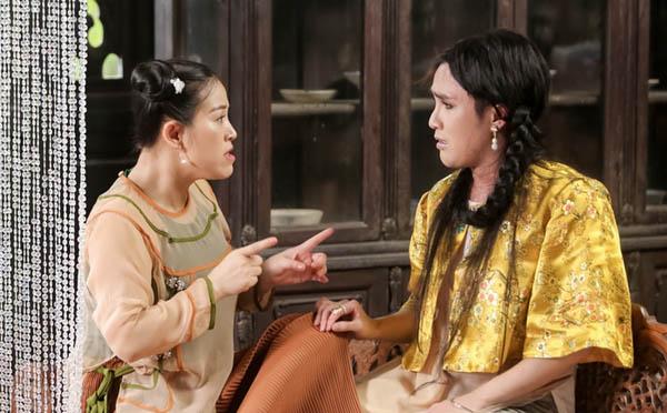 """Trailer tập 3 phim """"Ma"""": Hoài Linh xuất thần, Nam Thư - Huỳnh Lập 'chơi chiêu'"""