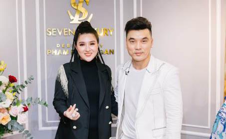 Ca sĩ Ưng Hoàng Phúc về Cần Thơ chúc mừng thương hiệu Seven Luxury chính thức ra mắt thị trường